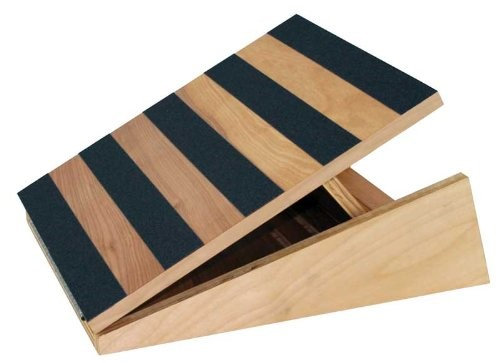 Calf Stretches board