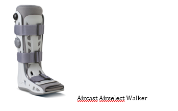 Aircast Airselect Walker