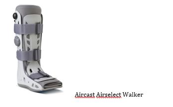 Aircast Airselect Walker