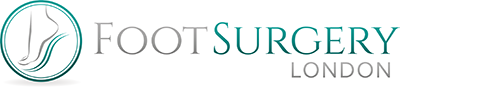 London Foot Surgery Logo